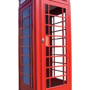 londyńska budka telefoniczna fon-box